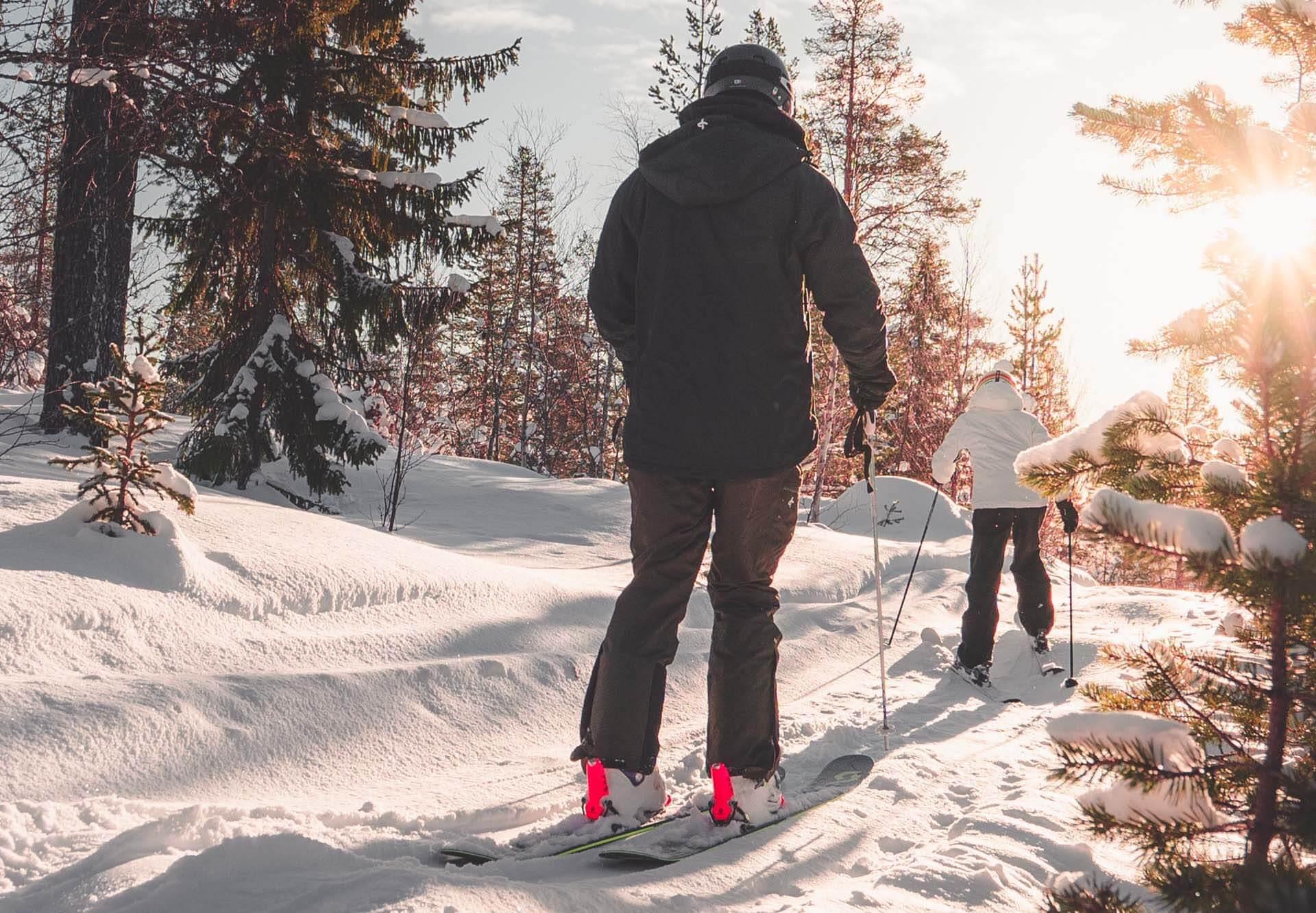 Serwis narciarski i snowboardowy