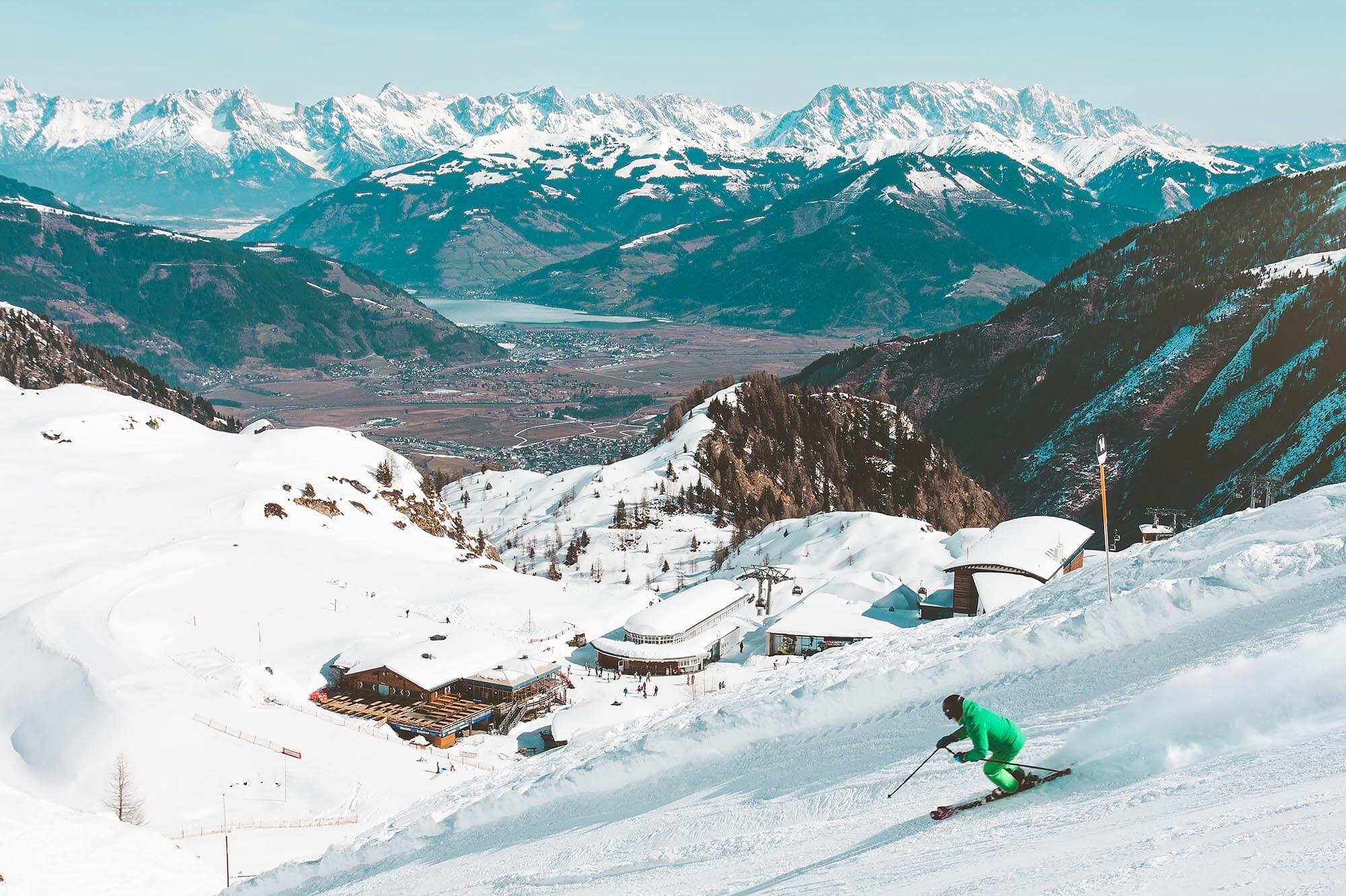 Wypożyczalnia nart zjazdowych i skiturowych