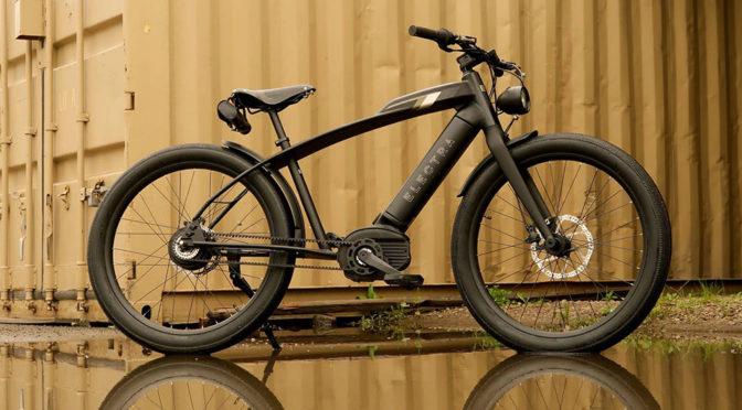 rower elektryczny bh